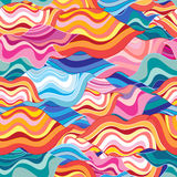 Abstract pattern wave Royalty Free Stock Photos
