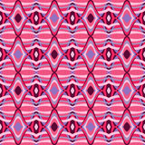 Abstract pattern with waves. Royalty Free Stock Images