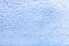Abstract pattern white Clouds on the sky. Royalty Free Stock Photography