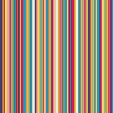 Abstract Pattern With Colorful Stripes Royalty Free Stock Photo