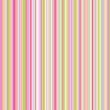 Abstract Pattern With Colorful Stripes Stock Photography