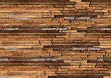 Abstract pattern of wooden floor Royalty Free Stock Images