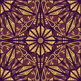 Abstract patterned background Royalty Free Stock Photography
