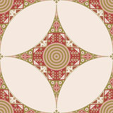 Abstract patterned background Stock Image