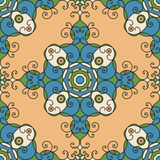 Abstract patterned background Royalty Free Stock Images