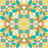 Abstract patterned background Stock Images