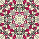 Abstract patterned background Stock Photo