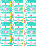 Abstract patterned background Royalty Free Stock Photos