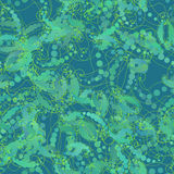 Abstract patterned background Stock Photography