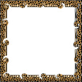 Abstract patterned frame Stock Photo