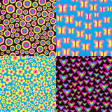 Abstract patterns Stock Photo