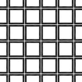 Abstract patterns Black and white. Doodle Sketch Stock Photos