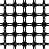 Abstract patterns Black and white. Doodle Sketch Royalty Free Stock Image