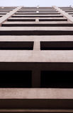 Abstract patterns of buildings Royalty Free Stock Photo