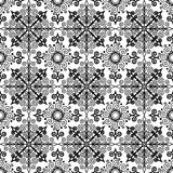 Abstract patterns Cross doodles Royalty Free Stock Photos