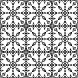 Abstract patterns Cross doodles Royalty Free Stock Image