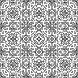 Abstract patterns doodle Sketch Royalty Free Stock Photos