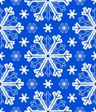 Abstract patterns snowflakes color Royalty Free Stock Images