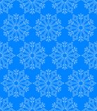 Abstract patterns snowflakes color Stock Photos
