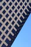 Abstract patterns of Windows - 3. Image of windows on the exterior of a skyscraper Royalty Free Stock Images