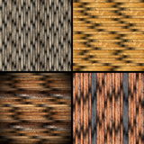 Abstract patterns of wood Royalty Free Stock Images