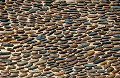 The Abstract of pebble texture Stock Images