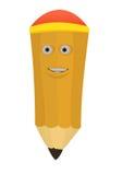 Abstract pencil. Royalty Free Stock Photo