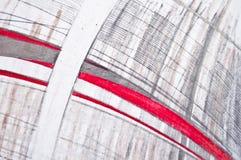 Abstract pencil sketch background Stock Photos