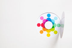 Abstract people connection icon Stock Photos