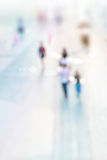 Abstract people street walk in the city, pastel and blur concept Royalty Free Stock Photography