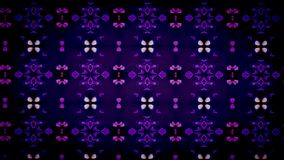 Abstract perforated design wallpaper Royalty Free Stock Photo
