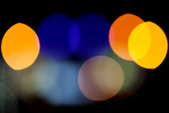 Abstract photo background with colorful lights Stock Image