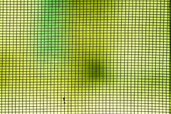 Abstract photo blurred of mosquito wire screen. Royalty Free Stock Images