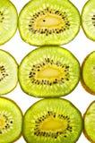 Abstract photo of a kiwi Royalty Free Stock Photos