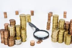 Abstract photo of money. Stock Photos
