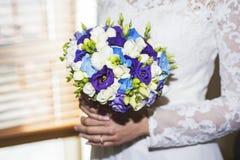 Woman dress with wedding symbol. stock photo