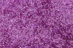 Sparkly glitter. Abstract photograph of sparkly, metallic and reflective glitter card royalty free stock photo