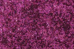 Sparkly glitter. Abstract photograph of sparkly, metallic and reflective glitter card stock photos