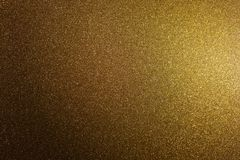 Sparkly glitter. Abstract photograph of sparkly, metallic and reflective glitter card stock image