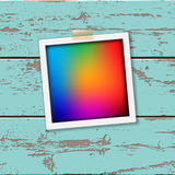 Abstract picture frame Stock Photos