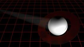 PHP satin copper write on black background - 3D rendering illustration