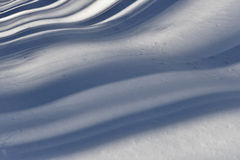 Abstract snow royalty free stock photo