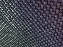 Abstract pimply Carbon fibre. Useful as background Royalty Free Stock Photo