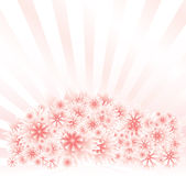 Abstract pink background Stock Photography