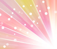 Abstract Pink Background. A Sweet Abstract Pink Background Stock Image