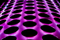 Abstract pink background. Las vegas Stock Photography