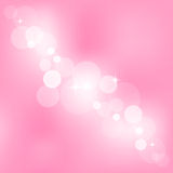 Abstract pink background stock illustration