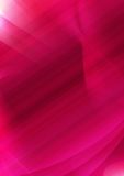 Abstract pink background. With stylish lines Stock Illustration