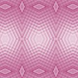 Abstract pink background. Bright pattern from square, shapes, stripes. royalty free stock image