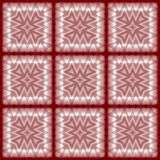 Abstract pink background. Checkered pattern from square. Unusual illustration. Pattern from tiles. Pink, red colors. Ornament on a tiles. Abstract background Royalty Free Stock Photo